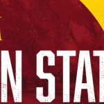 """Text over color """"I Am Stan State"""""""